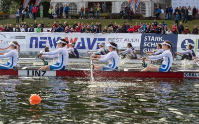 Zweiter Lauf zur Ruderbundesliga in Münster